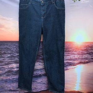 Classic denim jeans
